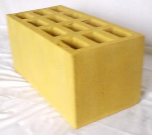 Фото желтого блока