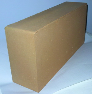 Фото керамического кирпича - сырец (полусухого гиперпрессования)